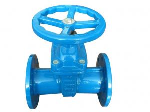 China (DIN) Cast Iron Resilient Gate Valve on sale