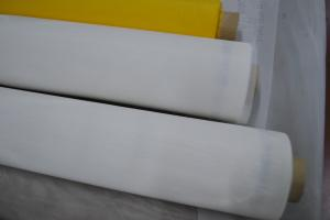 Quality DFP100 Mesh Polyester Screen Printing Mesh With High Accuracy For Electronic for sale