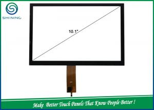 China 10.1'' LCD Touch Panel Capacitive Touch Screen With GT928 On FPC And ITO Sensor on sale