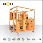 Filteration Unit Lube Oil Purification System , Cement Mill Lube Oil Purification Machine