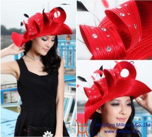 ab04802759c New Design Women satin church hats wholesale   wholesale church hats    church