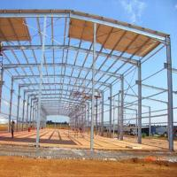 Steel Structure Airplane Storage Building with Low Cost and nice quality