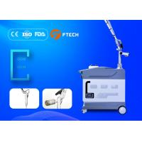 Age Spot Removal Q Switched ND YAG Laser Machine Salon Use No Side Effect