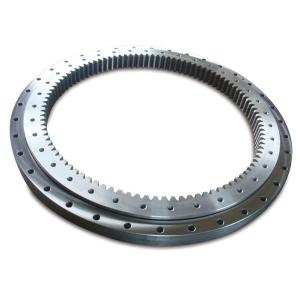 China 50Mn, 42CrMo high performance slewing bearings for excavator, made in China on sale
