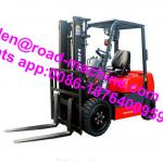 China HELI Brand CPD20S Chinese / Japan Engine 2 Ton Electric Forklift 3 Wheel Forklift wholesale