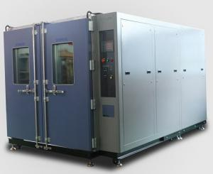 China Walk In Temperature Testing Equipment With Three Levels Of Overheat Protection on sale