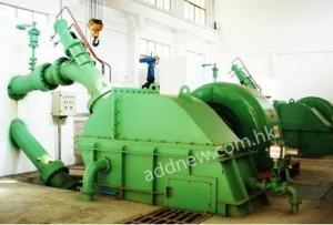China hydropower, hidroelectricity,water power type pelton water turbine on sale