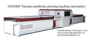 China puerta del pvc/prensa /thermo de la membrana del vacío del gabinete que forma la máquina on sale