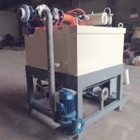 Iron Ore Remover Magnetic Roller Separator / High Intensity Magnetic Separator