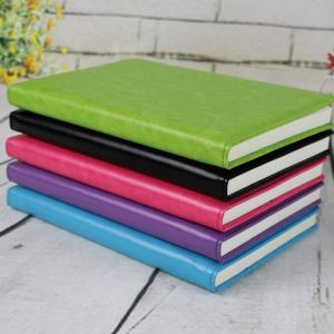 China Classic business loose-leaf notebook on sale