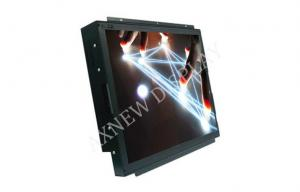 China 19 Inch PCAP Sunlight Readable Monitor Anti - Vandal AR / AG Protective Screen on sale