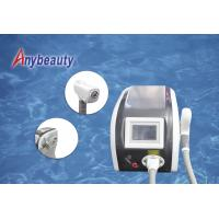 Q - Switch Nd Yag Tattoo Removal Laser Equipment Easier Operation