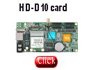 HD-D10 controller card