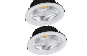 China High Power LED Downlight 30 Watt Super heat disspation Anti-Glare on sale