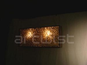 China Innovative Hotel Wall Lamps / Lights 96 * 15 * 41 cm Wholesale on sale