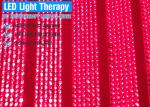 Air Cooling System LED Blue And Red Light Therapy Device For Elimination Fine Lines