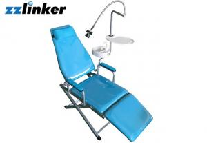 China Foldable Dental Chair Unit , Dental Lab Chairs Huaer Similar Saliva Ejector Foundable on sale