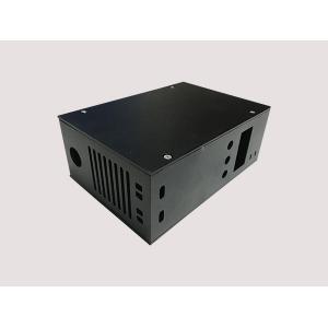 China Powder coating Black Machining Aluminum Parts Digital Shell OEM on sale
