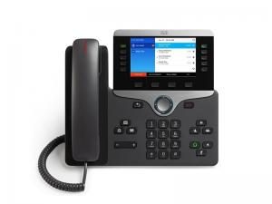 China Durable Cisco Voice Over IP Phones CP-8841-K9 , Used Cisco Voip PhonesWidescreen VGA on sale