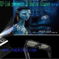 Active Shutter, DLP-Link Projector 3D Shutter Glasses