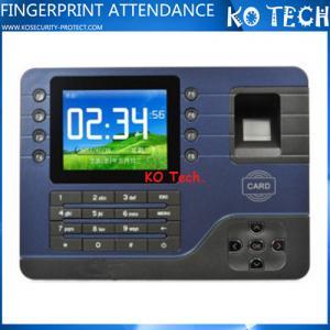 China Biometric Fingerprint & RFID Card Time Attendance KO-C091 on sale