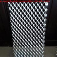 China Decorative aluminum expanded metal mesh/customized Aluminum expanded metal mesh price/aluminum expanded mesh panels on sale