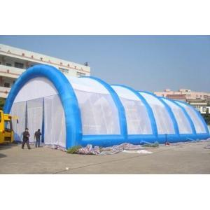 China Giant Paintaball play arena tent inflatable on sale