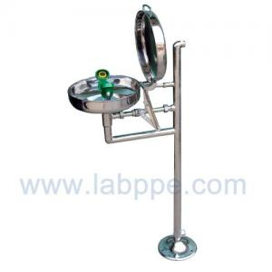 Quality SH959B-Covered eye wash station,SS304 for sale