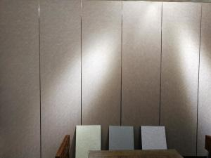 China Colorless Heat Resistant Fiberboard Crash - Resistant With High Tensile Strength on sale