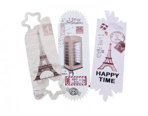 China custom order hanging color card packaging cardboard tags online manufacturer on sale