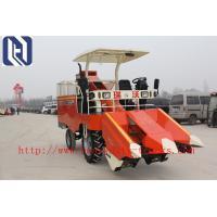 Red SHMC554 Four Wheel Drive Tractors / Farm Tractor , 55 Horsepower