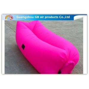 China Sac de couchage/doucement canapé-lit gonflables colorés d'air avec le matelas gonflable on sale