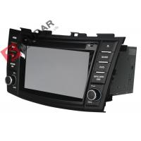 3G Radio RDS SUZUKI SWIFT Car Dvd Player ,  7 Inch Touch Screen Car Stereo With IPod Video Play
