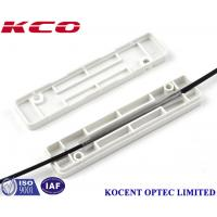 FTTH Optic Fiber Drop Cable Protection Box KCO - PB-S-01 For 60mm Optical Sleeve