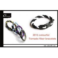 Custom Size High Elasticity Fabric Fashion Accessories Health Care Braided Rope Bracelet