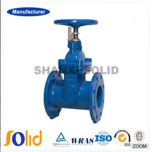 China DIN3352 F4 Ductile Cast Iron Gate Valve /Sluice Valve on sale