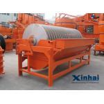 Separador magnético do cilindro molhado permanente seguro do equipamento da separação magnética