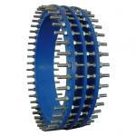 EN545 DN50 Universal mechanical Double Flange ductile iron dismantling joints