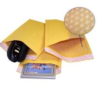 yellow bubble envelopes in size  30*40+4.5cm packaging Consumer electronics manufacture in china