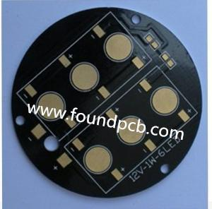 China Copper Base Bergquist heavy copper pcb manufacturers copper thickness pcb on sale