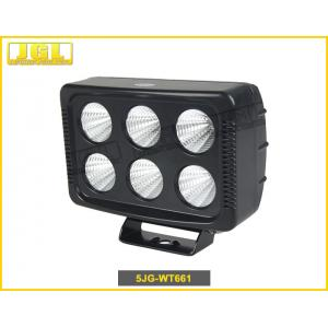 China Shockproof 10W CREE Led Work Light / 4x4 Driving Lights For Car / Truck on sale