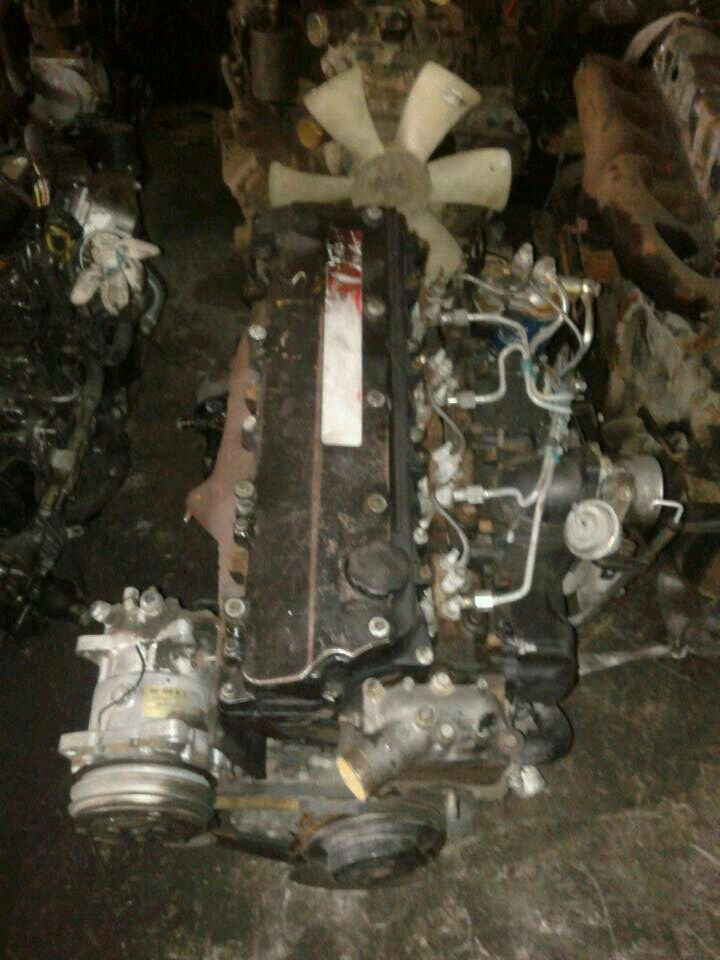 Used ISUZU 4HF1 Engine assy, Usada ISUZU 4HF1 Motor for sale – USED