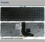 Laptop Backlit Keyboard Replacement Original Brand New HP ZBook 15 17 Applied