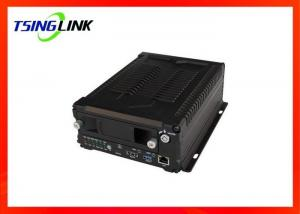 China 3g Wireless Gps Tracking Vehicle Mobile Dvr 4g Hard Disk Video Recorder With Wide Voltage on sale