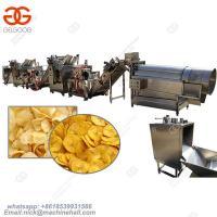 Factory Banana Chips Production Line Banana Chips Production Line with High Efficiency Banana Chips Processing Machine