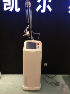 China Spa / Clinic Co2 Fractional Laser Machine Stationary Style 10600 Nm Wavelength on sale