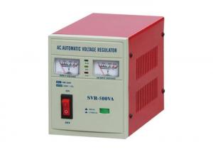 China Single Phase AC Voltage Stabilizer Relay Type , Automatic Voltage Stabilizer For Home Use on sale