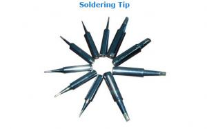 China Soldering tip on sale