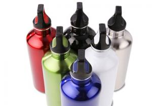 China stainless steel water bottle on sale