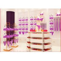 China Women Underwear Clothing Display Showcase For High End Clothing Specialized Store on sale